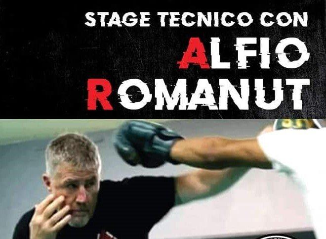 Stage tecnico con Alfio Romanut